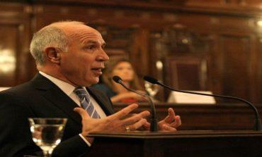 Lorenzetti y una dura respuesta al mensaje presidencial