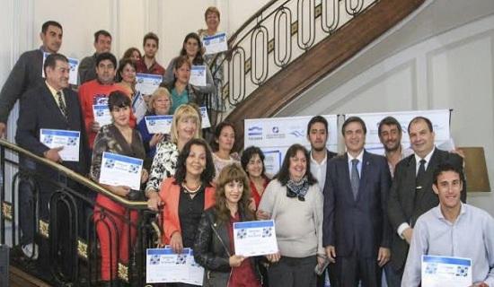 """""""Incubar Turismo"""" Emprendedores recibieron la certificación"""