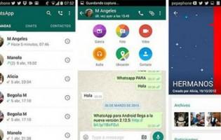 Whatsapp y su nuevo formato