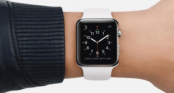 Así se usa Apple Watch