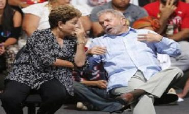 Dilma y Lula en un enriedo por corrupcion