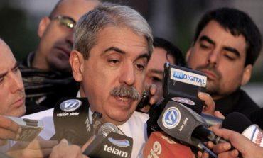 Exabrupto de Aníbal Fernández contra la candidatura de Insaurralde