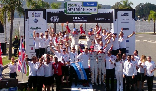 Kris Meeke, ganador el Rally Argentina 2015: Esto es para Collin McRae