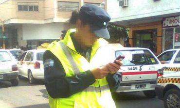Policias sin celulares