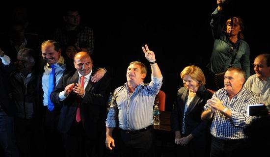 Según Urribarri, la gestión de Alperovich es la mejor de todas