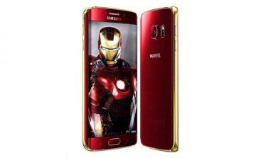 Nuevo Samsung S6 para fanáticos de Los Vengadores