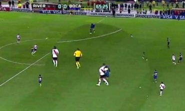 Sanchez 2 - Boca 0