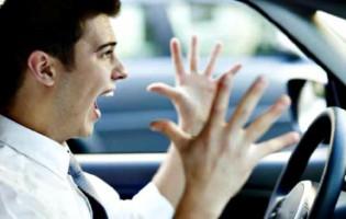 Strees al volante