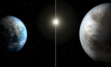 Un planeta similar a la tierra