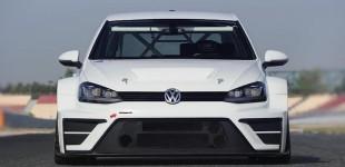 Nuevo Volkswagen Golf TCR