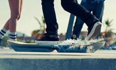 Lexus explica en un video cómo funciona su hoverboard