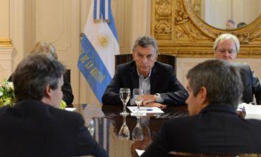Macri traslada su gabinete a Santiago del Estero