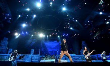 """Iron Maiden presentaron """"The Book of Souls"""" en Argentina"""