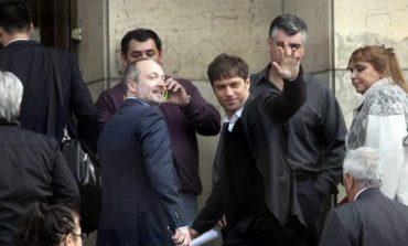 """Kicillof no declaró y presentó un escrito: """"No hay ningún delito"""""""