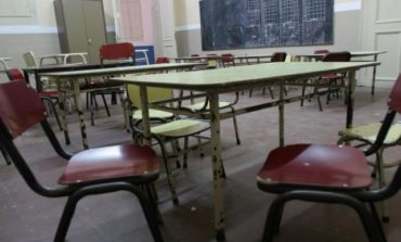 La actividad escolar será prácticamente nula hoy en la provincia