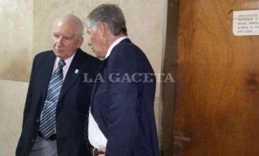 Reimundín, ex funcionario de la UNT, está en Tribunales para declarar por la causa YMAD