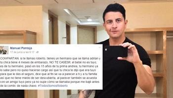 #TodosSomosRoberto: escuchó un chisme en el colectivo, lo difundió y explotaron las redes