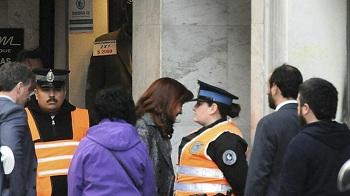 Stolbizer y Cristina Fernandez , cara a cara