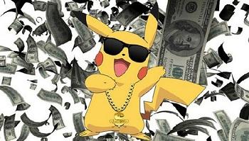 ¿Cuánto facturó Pokémon Go en su primer mes de vida?