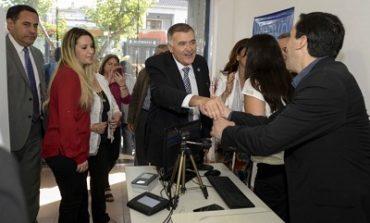 El Registro Civil abrió una nueva sede en Plazoleta Mitre