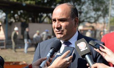 El Diario de Tucuman | Manzur afirmo que el pago del medio aginaldo y diciembre se realizara en este mes