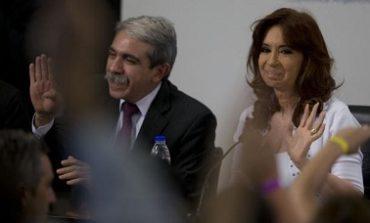 Cristina Kirchner ocupará la segunda fila detrás de Julio De Vido y Lázaro Báez