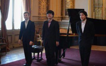 El Diario de Tucuman | Postales del Concurso internacional de Piano