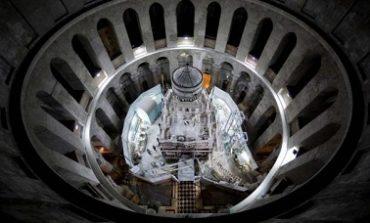 EL Diario de Tucuman | VIDEO - Por primera vez abren la tumba de Cristo