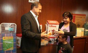 El Diario de Tucuman | Entrega de premios para un bingo a beneficio