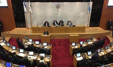 Inicio de sesion legislativa 2017 Tucuman