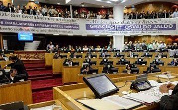 La Legislatura analiza el Presupuesto 2020