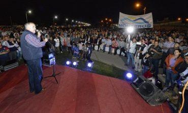 Politica | Monteros crece en obras