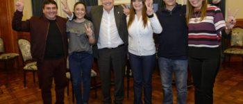 Osvaldo Jaldo encabeza el Frente Justicialista por Tucumán
