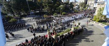 20 de Junio | Festejos por el Dia de la Bandera en la provincia