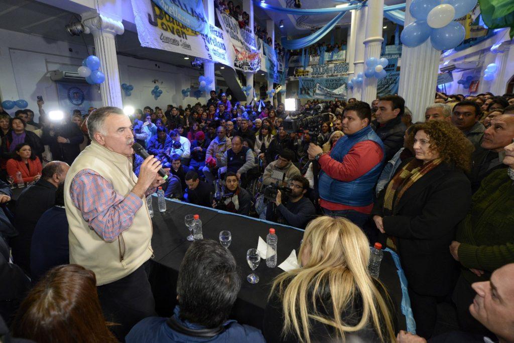 El Peronismo Innovador Tucumán, convocó a sus militantes y dirigentes en Famaillá.