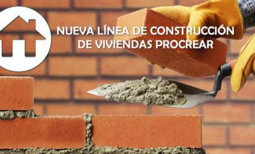 Procrear: Abren una nueva línea de crédito para construcción
