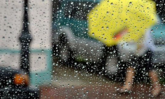 La semana empieza fría y con lloviznas