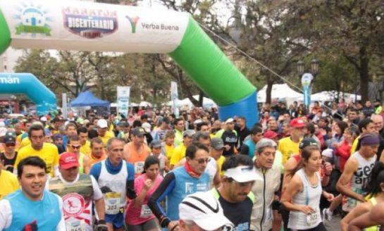"""La """"Maratón Independencia"""" se correrá el domingo 16 de julio"""