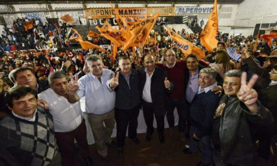 Se lanzó oficialmente la lista del Frente Justicialista por Tucumán