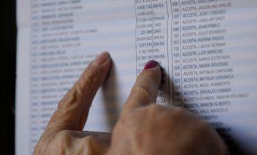 Ya podés consultar el padrón electoral definitivo para las PASO