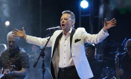 Palito Ortega actuará en los festejos por el 45º aniversario de Banda del Río Salí
