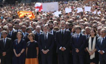 "Atentado terrorista: Barcelona gritó ""No tengo miedo"""