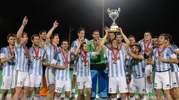 Hockey | Los Leones conquistaron otra copa y ya piensan en lo que sigue