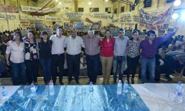 En Monteros, Jaldo recibió el apoyo de Corriente Popular
