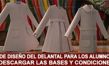 La Escuela Sarmiento abrió un concurso para diseñar el delantal de los alumnos varones