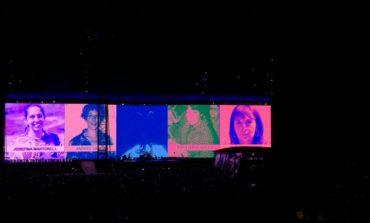U2 homenajeó a Mercedes Sosa y a Susana Trimarco