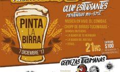 Se viene la Fiesta de la Cerveza Artesanal