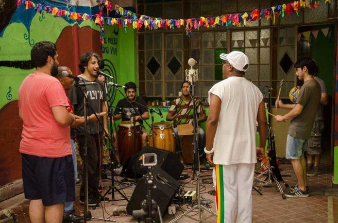 Cumbia colombiana, Rumba cubana y Rock en Casa Managua
