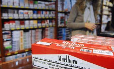 Los cigarrillos cuestan un 5% más