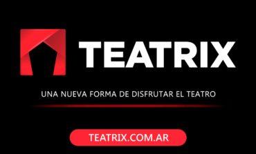 Teatrix | Para ver teatro desde el sillón y en pantuflas